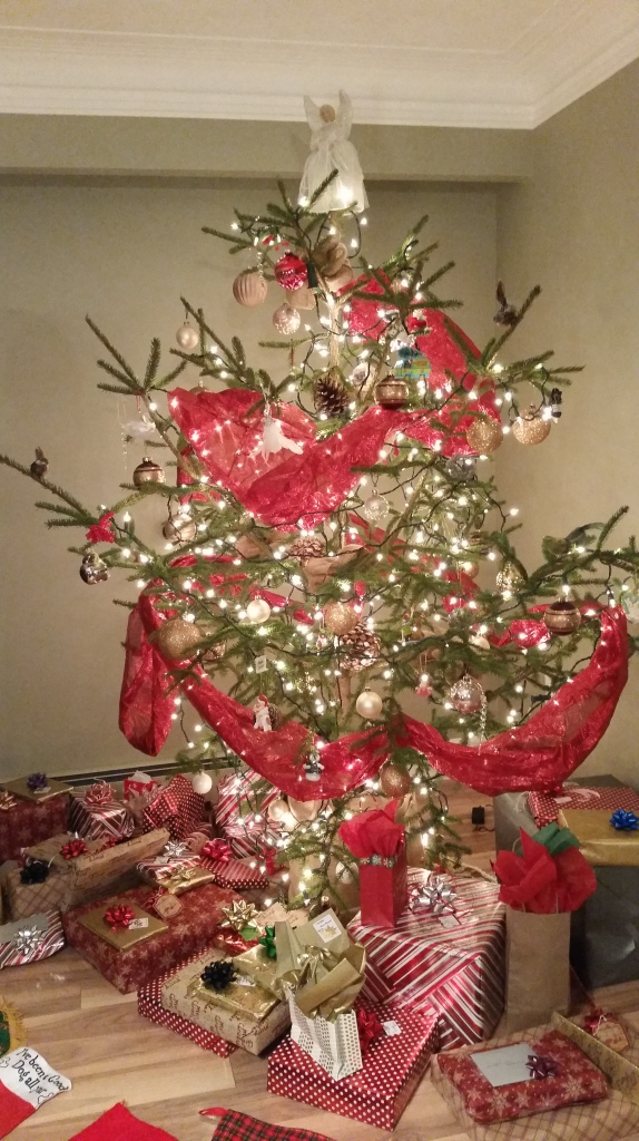 The purdiest tree you ever dun seen!
